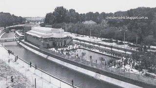 El río Manzanares tuvo piscinas y las podría recuperar
