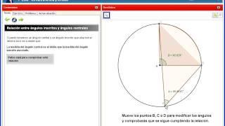 TutorMates · 1º ESO · Circunferencia y círculo