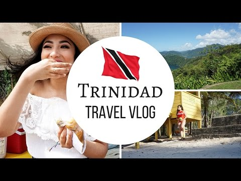 TRAVEL VLOG | Trinidad 2016