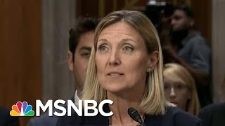 Pence NSA Kept Maria Butina Tie Secret At Senate Confirmation: WaPo | Rachel Maddow | MSNBC