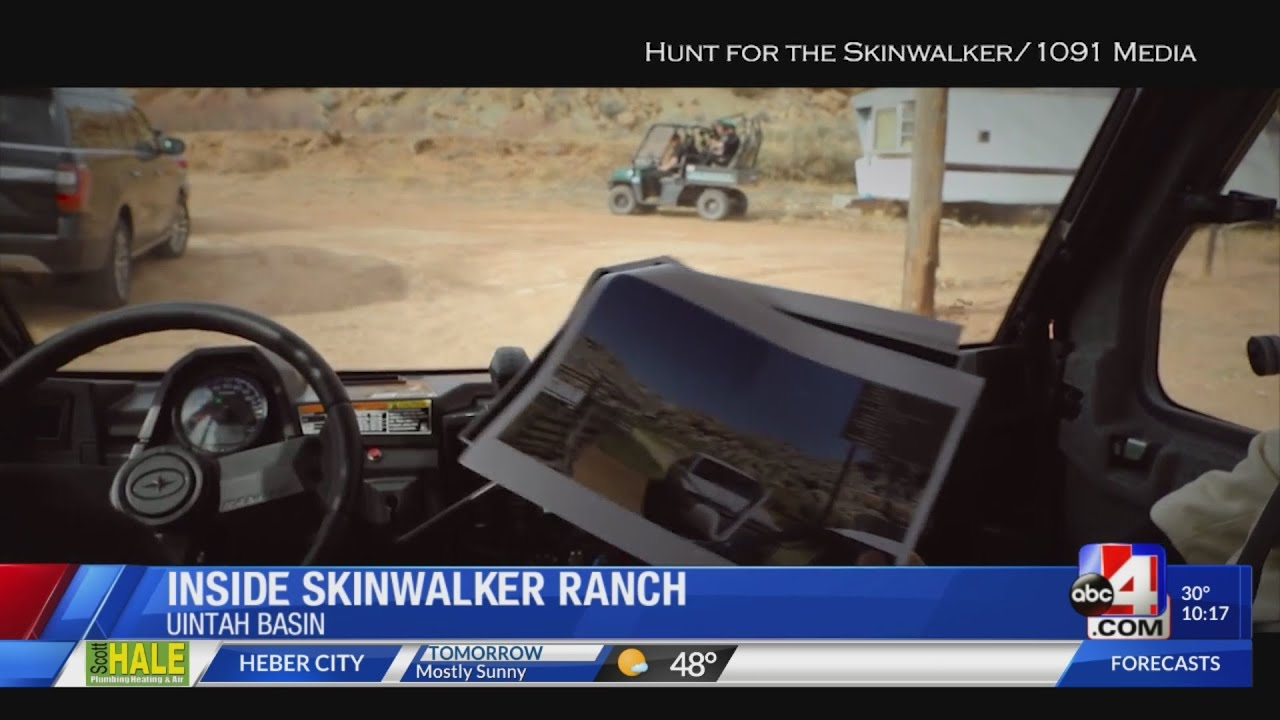 Skinwalker Ranch: Possibly the spookiest place on Earth