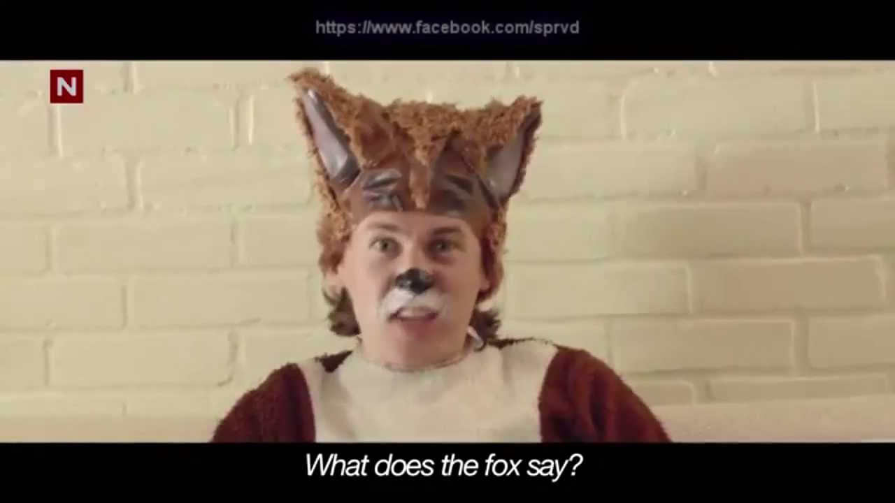 maxresdefault ylvis the fox ring ding dong (7 seconds video) youtube