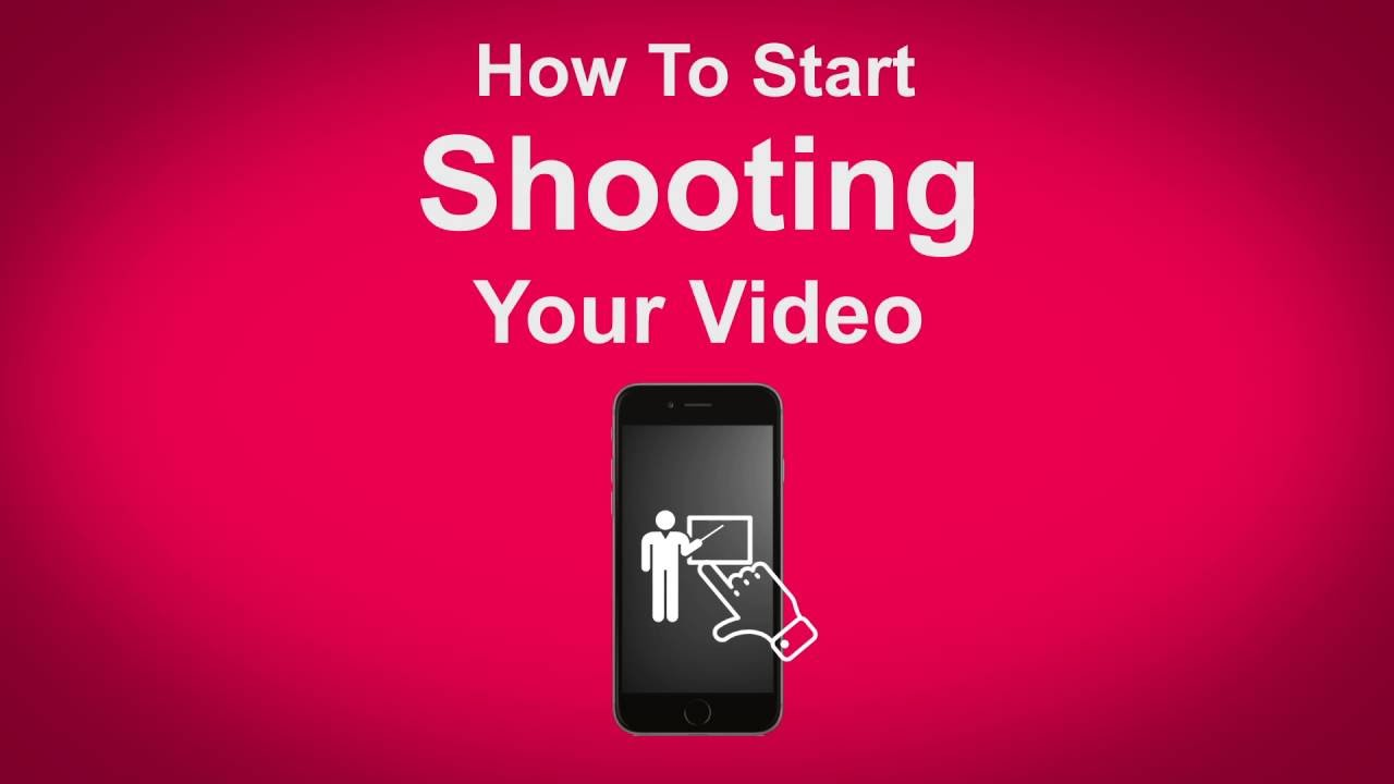 How To Start Shooting Your Musically Video