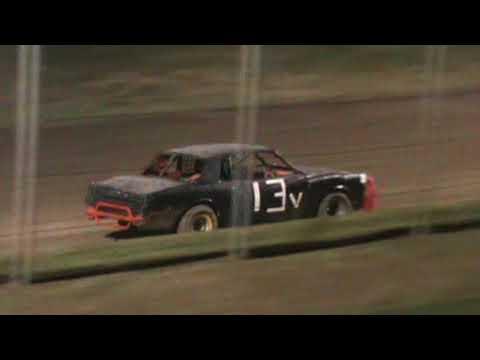 Factory Stock Feature 8-25-17 Humboldt Speedway Part 2