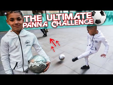 YOU GOT NUTMEGGED BY 10 YEARS OLD KID!