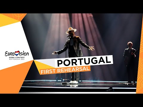 The Black Mamba - Love Is On My Side - First Rehearsal - Portugal ?? - Eurovision 2021