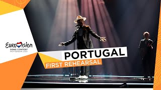The Black Mamba - Love Is On My Side - First Rehearsal - Portugal 🇵🇹 - Eurovision 2021