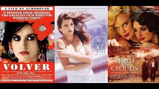 Penélope Cruz / Пенелопа Крус. Top Movies
