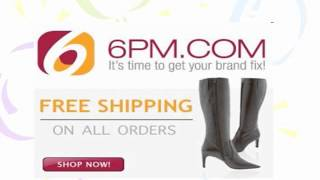 6PM Coupon October 2015 Up To 80% OFF Guaranteed(http://shopatmosphere.com/6pm/ Get 6pm Coupon October 2015. Buy shoes, clothing and much more with discounted price up to 80% OFF now. Only at ..., 2013-03-24T01:21:42.000Z)
