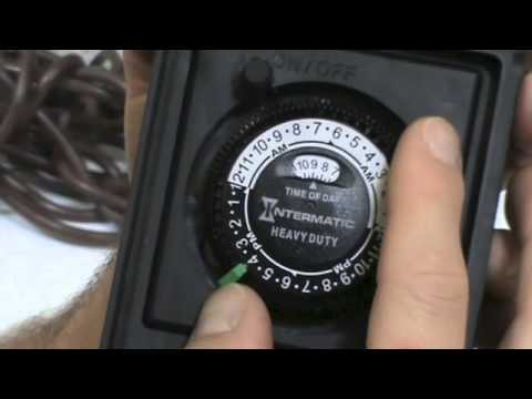 intermatic timer - youtube, Wiring diagram