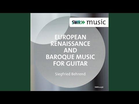 Gassenhauer (arr. S. Behrend for guitar)