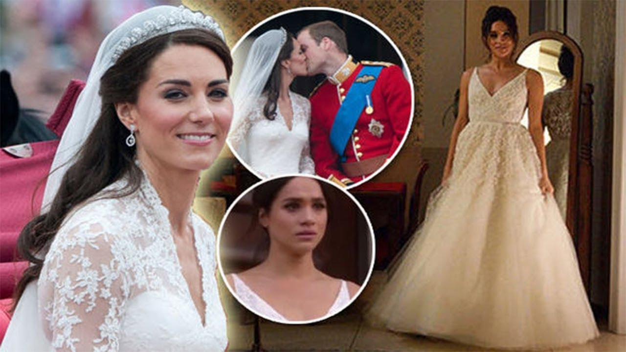 Who Will Design Meghan Markle's Wedding Dress Victoria