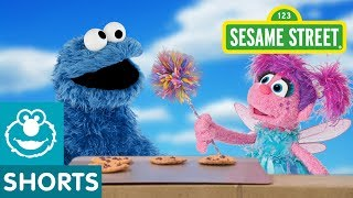 Sesame Street: Abby and Cookie Monster Subtract (Eat) Cookies