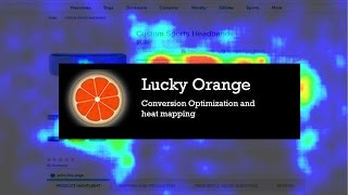 Website Optimization Tool / Increase Website Conversion / Heatmaps with Lucky Orange