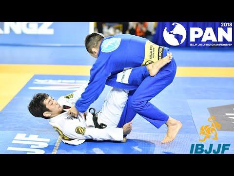 Tomoyuki Hashimoto vs Koji Shibamoto / Pan ChampioNship 2018