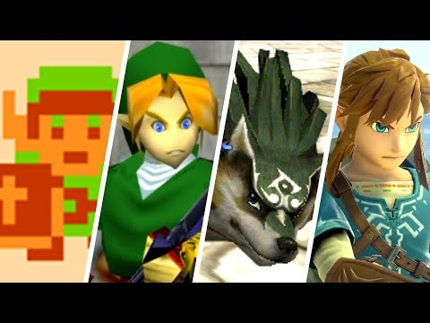 Evolution of Link (1986 - 2018)