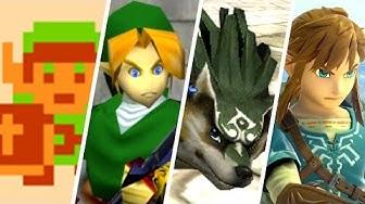 Evolution of Link (1986 - 2018)