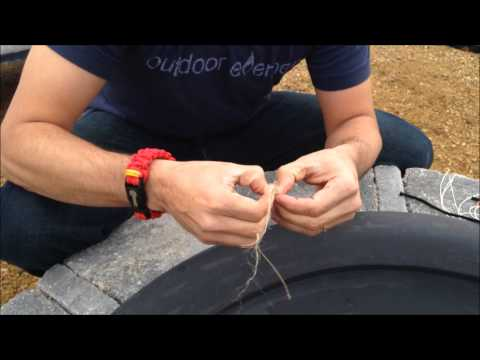Custom Kodiak Survival Paracord Bracelet Demo by Outdoor Element