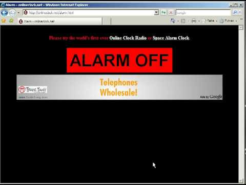 How To Use an Online Alarm