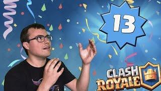 ¡¡LLEGO A NIVEL 13!! Gasto 1.000.000 de oro | Clash Royale con TheAlvaro845 | Español