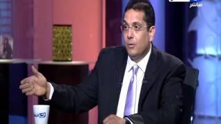 اخر النهار - لقاء د. محمد صبري يوسف - استاذ الفيزياء الحيوية بجامعتي القاهرة وجنوب إلينوي