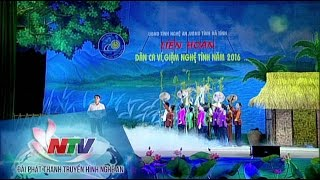 Video - Khai mạc Liên hoan dân ca Ví, Giặm Nghệ Tĩnh năm 2016 thumbnail