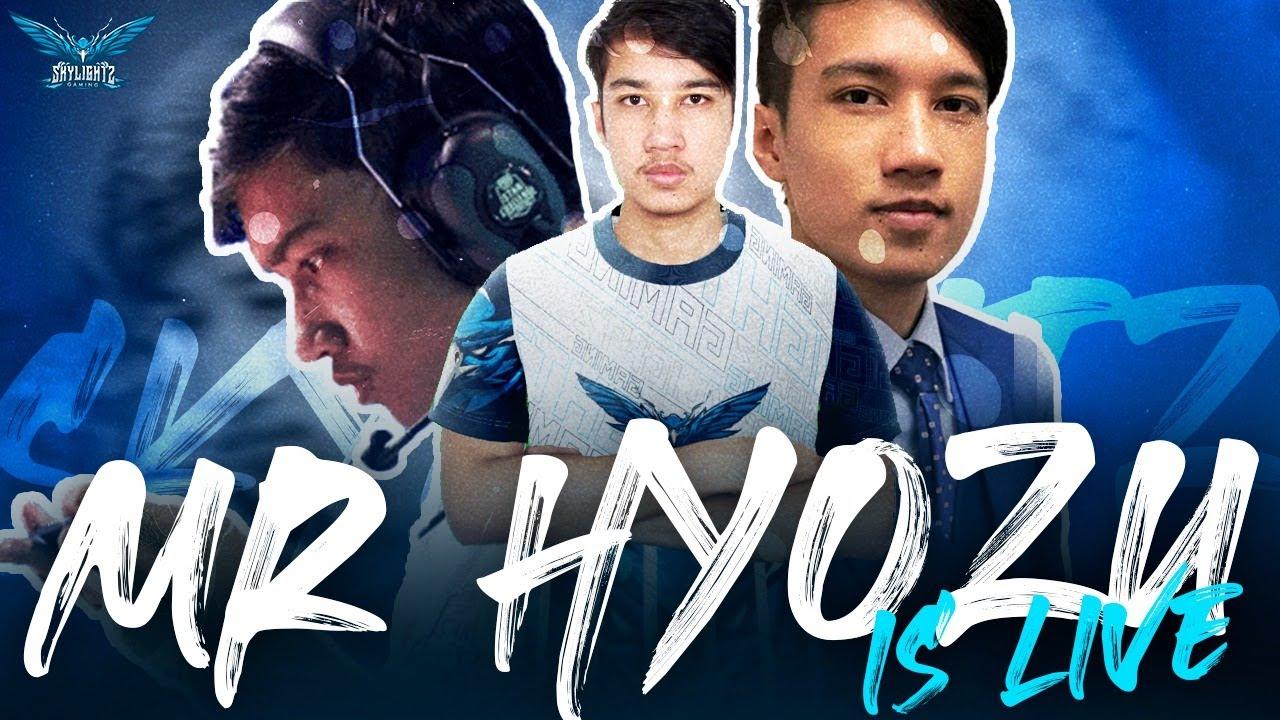 A SKYLIGHTZ GAMING LIVE VIDEO | MR.HYOZU CLASSIC & SCRIMS LIVE | PUBG MOBILE