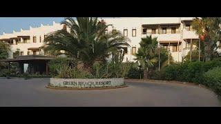 Green Beach Resort Bodrum Gündoğan Турция Бодрум Turkey Обзор отеля Грин Бич Резорт