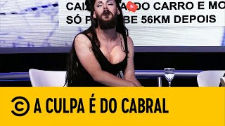 Valesca Portugal e Anitta Viana | Comedy Central A Culpa é do Cabral