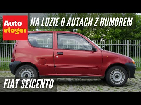 fiat seicento na luzie youtube. Black Bedroom Furniture Sets. Home Design Ideas