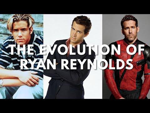Ryan Reynolds Movie & TV Evolution 19912017