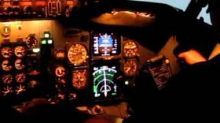 Intercockpit MCC Boeing 737-300 Simulator Session 2