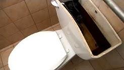 Toilet Problems: Flushing & Bubbling : Plumbing Help