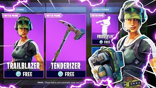 How to Unlock FREE SKINS in Fortnite! *NEW* FREE SKINS! (Fortnite Twitch Prime Pack)