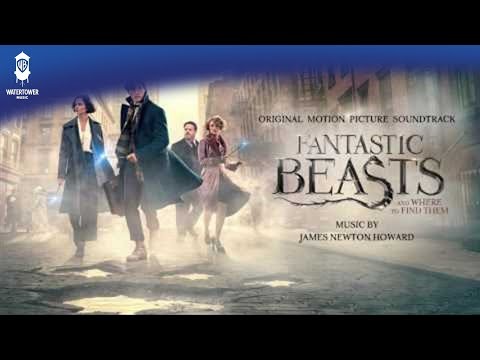 OFFICIAL: Inside The Case - Fantastic Beasts Soundtrack