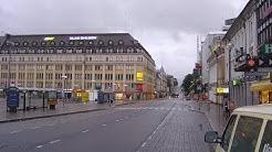 Puutori-Market Square in Turku, flower market, best concert hall in Finland