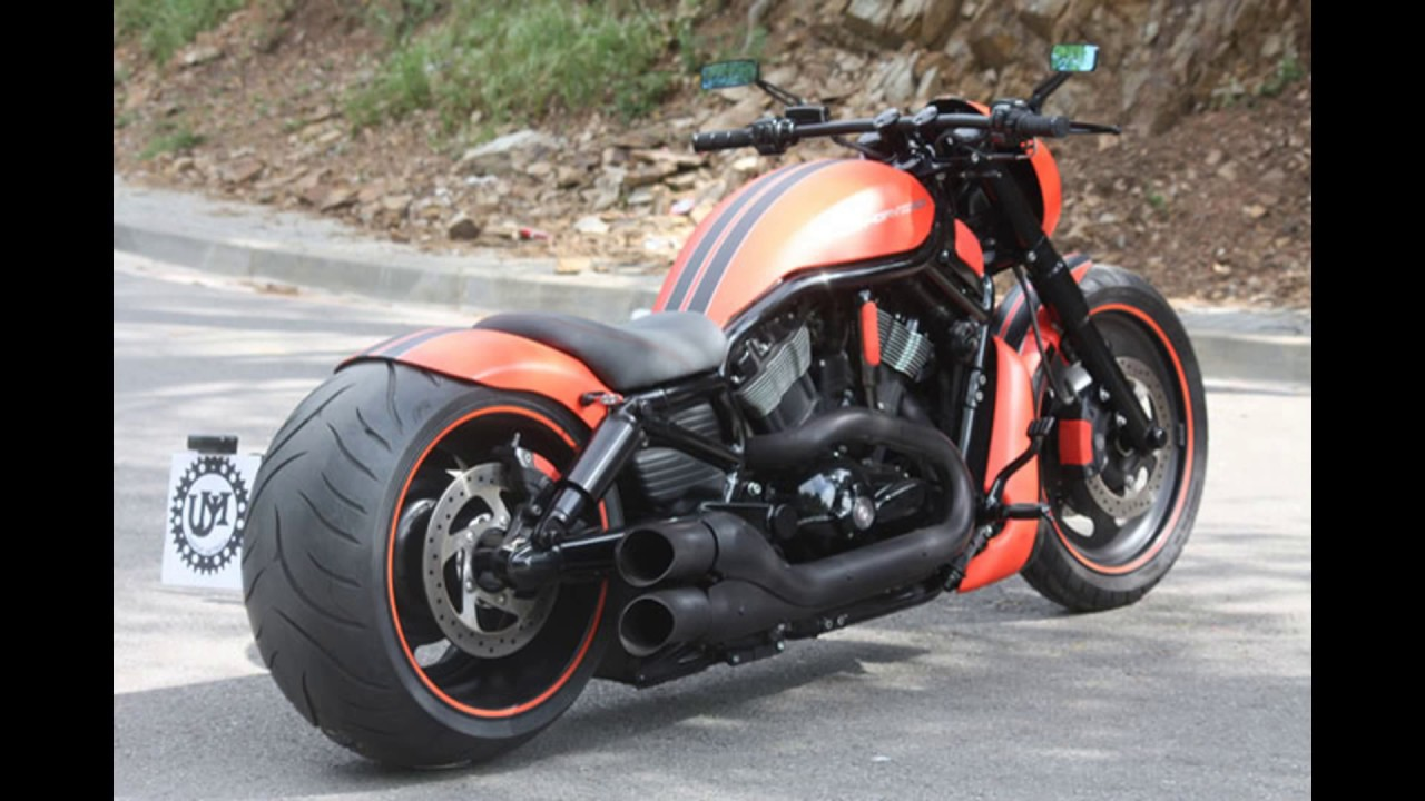 harley davidson muscle custom v rod bike youtube. Black Bedroom Furniture Sets. Home Design Ideas