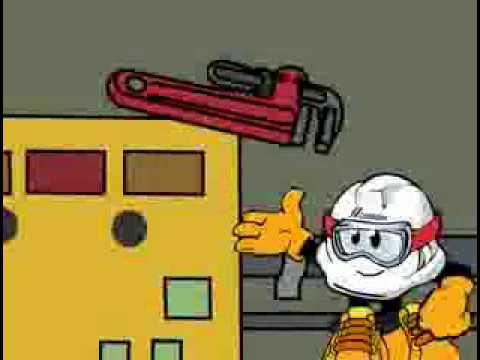 seguridad industrial orden y limpieza en la zona de trabajo youtube