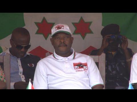 "Burundi : Pierre Nkurunziza devient ""Guide éternel"" de son parti"