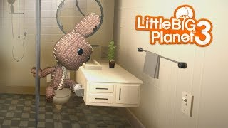 LittleBIGPlanet 3 Urban Apartment Dropping Another Deuce NUCLEARBEAR56 Playstation 4