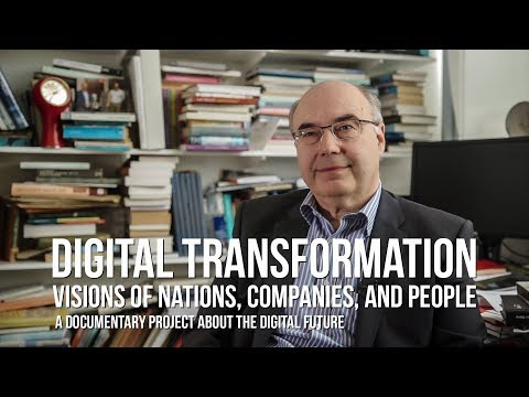 Digital Transformation: Interview with David Edgerton, King's College London