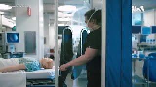 疫情大流行推动了医院设备创新