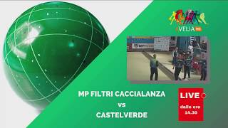 Serie A Raffa - MP Filtri Caccialanza-Castelverde