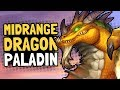 Midrange Dragon Paladin Decksperiment - Hearthstone