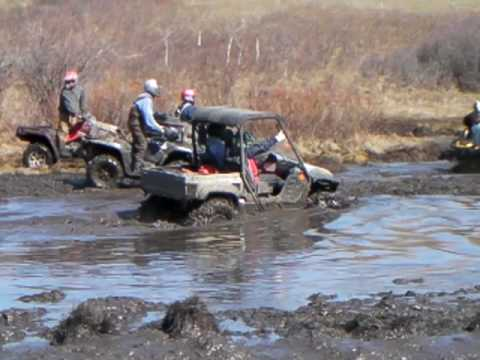 Wawota quad rally 2010