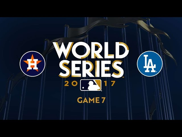 WS2017 Gm7: Springer, 'pen lead team to Game 7 win
