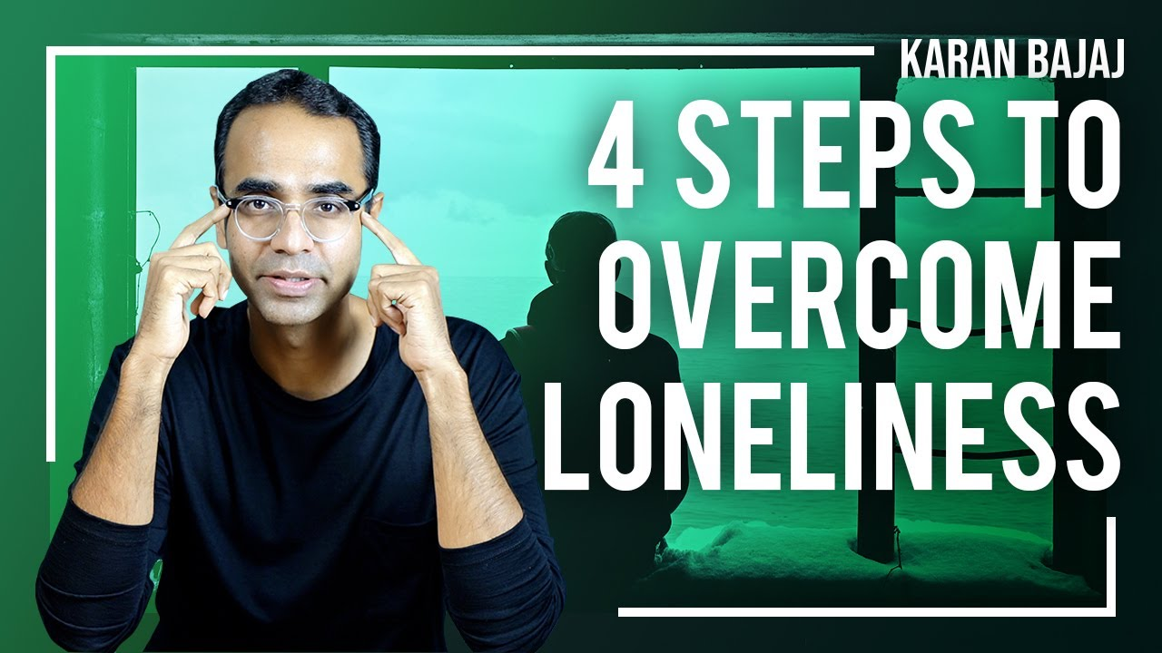 How to overcome sadness and loneliness