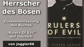 Herrscher des Bösen - Rulers of Evil - 12 - Die zwei Ministerien