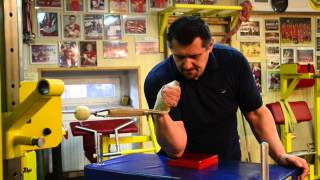 Trening of Armwrestling - Упражнение на супинатор №1(, 2015-05-15T00:17:36.000Z)