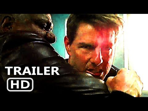 MISSION IMPOSSIBLE 6 Official Trailer (2018) Tom Cruise, Action Movie HD